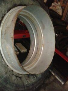roues double pour tracteur Saint-Hyacinthe Québec image 2