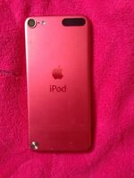 Pink iPod touch 5 $150.00