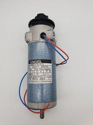 Engel Gnm3175-ig7.5 Permanent Magnet Motor 24v Dc 4.1a 75w