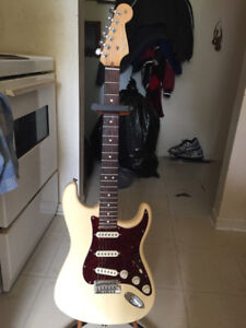 American 2014 Fender Stratocaster electric guitar