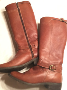 Genuine Leather Boot