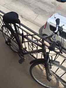 "20"" Norco Malahat Bike — Front Suspension"