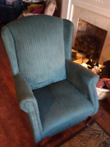 Living room Wingback chair