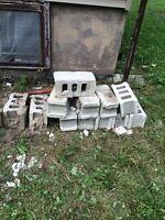 Cheap cinder blocks