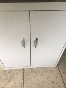 36 x 18 x 42 steel cabinet