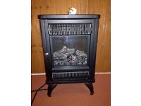 Heat store 2kw electric fire