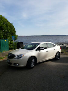 Buick Verano (woman driven)