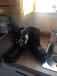 NEW PAIR OF WORK BOOTS JB GOODHUE BIOTECH WATERPROOF  PRICE $140 St. John's Newfoundland image 3