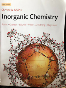Inorganic Chemistry 5th Edition - Atkins