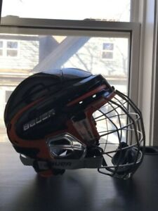 Bauer Hockey Helmet with Facemask