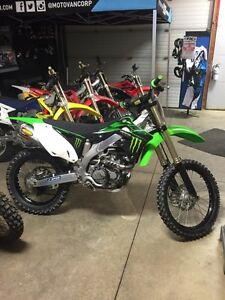12' Kx450 for sale, 125 SOLD** St Thomas