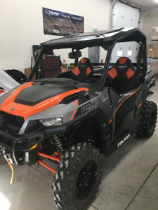 2017 Polaris 1000 General Deluxe  467 MILES!!!!