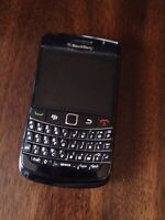Black berry bold 9780 (160$ or best offer)