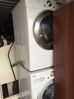 Front load LG Washer  and Dryer