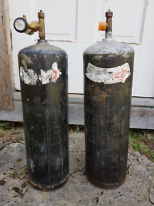 TWO B-Tanks with ONE Regulator