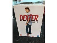 Dexter Box Set Season 1-5 & Season 6 included