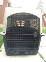 Retails $125 + Tax! Grreat Choice Pet Dog Carrier size LARGE!