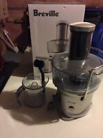Breville Juice Fountain juicer BJE200XL