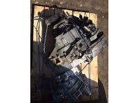 Transporter gearbox 2.5 tdi 4 motion