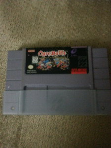 SNES Ogre Battle The March of the Black Queen