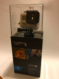 GoPro Hero 3 BLACK | Original Box & Accesories Included | & MORE