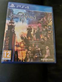 Kingdom of hearts 3 PS4
