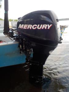 Mercury 20 HP Outboard Motor