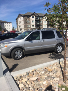 Reduced - 2006 Pontiac Montana Van