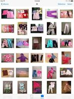Girl clothing 2t-4t