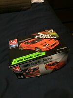 2003 The Fast and the Furious 1995 Toyota Supra Model Kit