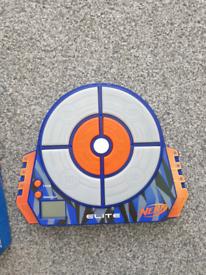 Nerf digital target toy / game