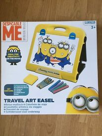 Minions art case Kids Toy