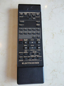 Various Older remote Controls All work great Sears,Sanyo,Technic Kitchener / Waterloo Kitchener Area image 3