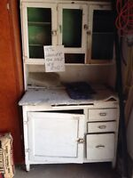 Pre 1896 Hoosier cabinet for restoration