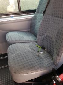 Transit /Van/ minibus/camper seats
