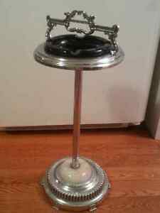 Antique Ashtray Stand