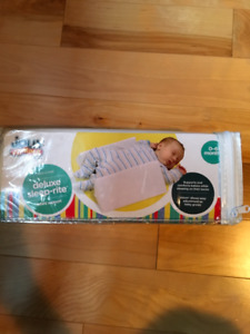 Coussin/Support pour nourrisson-deluxe sleep rite (Jolly Jumper)