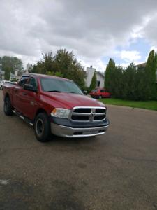 2013 Dodge ram 1500 great condition. Three month free warranty.