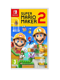 Super Mario Maker 2 BNIB Switch