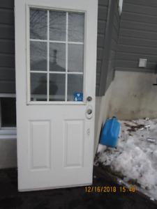 Porte extérieure 32 x 79