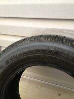 Nordic goodyear studded winter tire