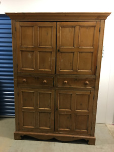 Antique Armoire from Ireland