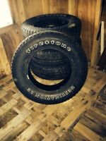 245/70/R17 Truck tires