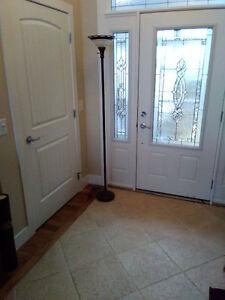 Tri-Light Floor Pole Lamp