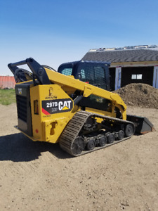 skid steer, caterpillar, multi terrain loader, 299d, 297d