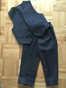 Ensemble veste pantalon 4 ans