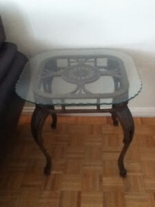 2 End tables both for $150.
