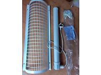 Electric tube heater 2 ft