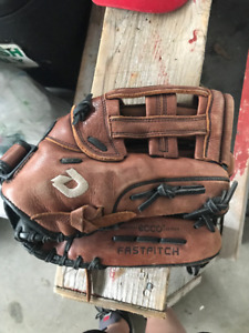 "12"" Leather Medusa Fastpitch Glove"