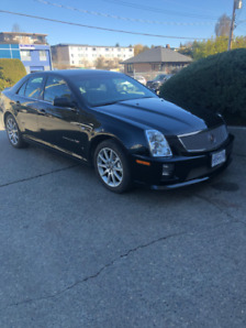 2007 Cadillac STS V Supercharged Sedan
